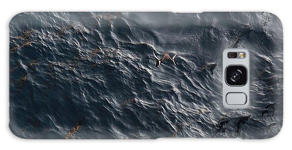Penant Winged Nightjar 2 Galaxy Case by Gregory Daley  PPSA