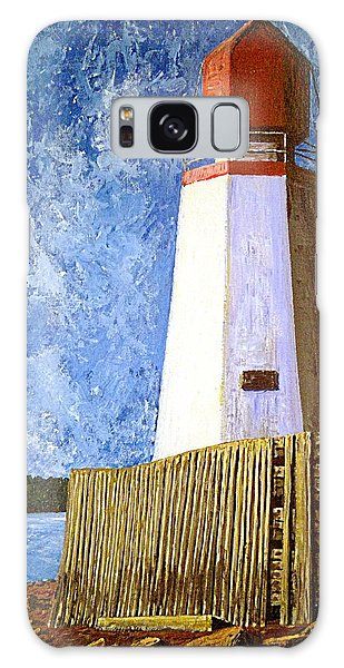 Pendlebury Lighthouse Galaxy Case