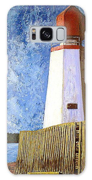 Pendlebury Lighthouse Galaxy Case