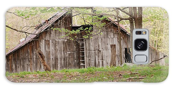 Pendleton County Barn Galaxy Case by Randy Bodkins