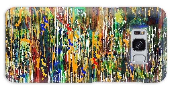 Penman Original - Untitled 98 Galaxy Case by Andrew Penman
