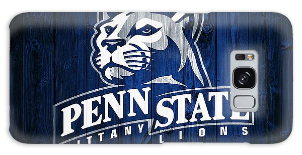 Penn State University Galaxy Case - Penn State Barn Door by Dan Sproul