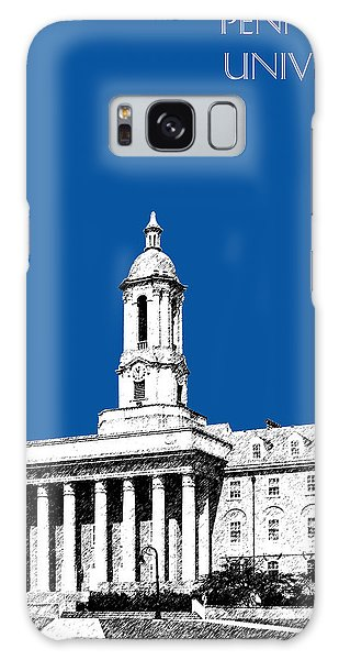Penn State University Galaxy Case - Penn State University - Royal Blue by DB Artist