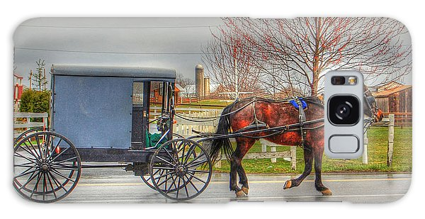 Pennsylvania Amish Galaxy Case