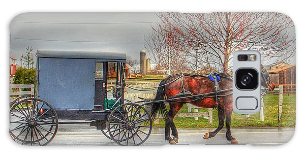 Pennsylvania Amish Galaxy Case