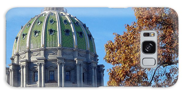 Pennsylvania Capitol Building Galaxy Case