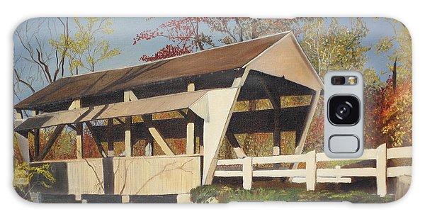 Pennsylvania Covered Bridge Galaxy Case
