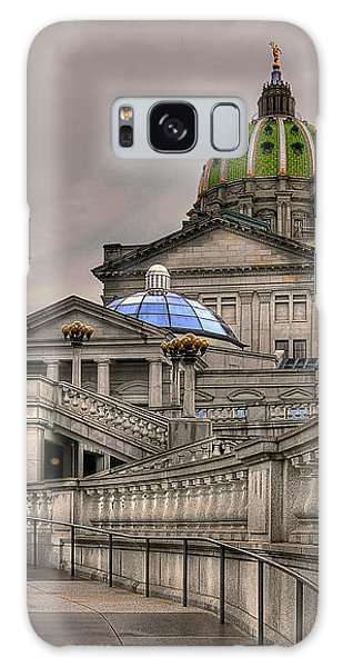 Pennsylvania State Capital Galaxy Case