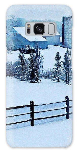 Pennsylvania Winter Galaxy Case
