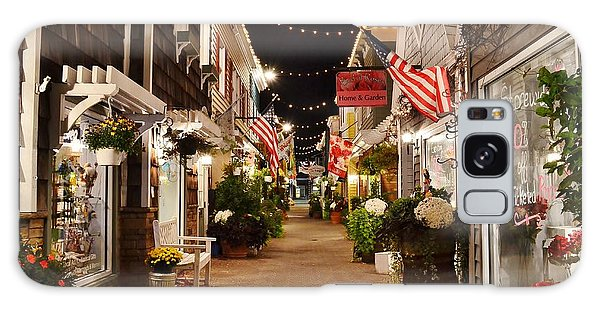 Penny Lane At Night - Rehoboth Beach Delaware Galaxy Case