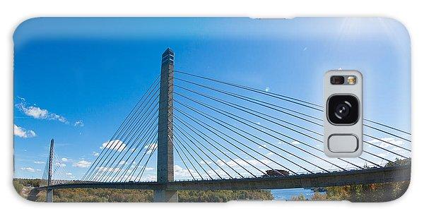 Penobscot Narrows Bridge - Maine Galaxy Case