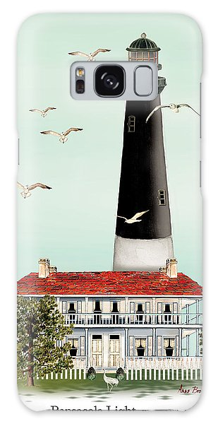 Pensacola Light House Galaxy Case