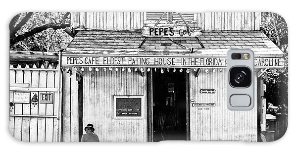 Pepes Cafe Galaxy Case