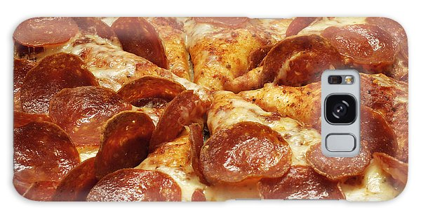 Pepperoni Pizza 1 Galaxy Case