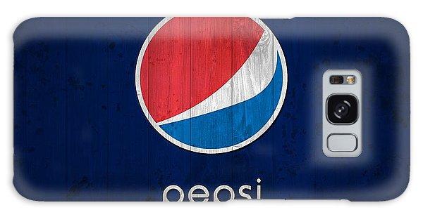 Pepsi Barn Sign Galaxy Case