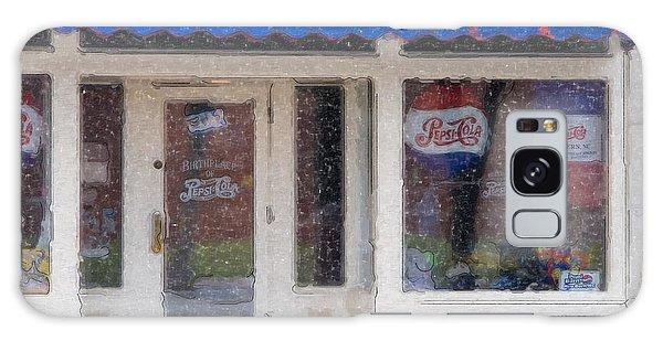 Pepsi Cola Birthplace Watercolor Galaxy Case