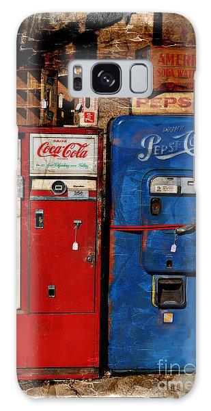 Pepsi Vs Coke Galaxy Case