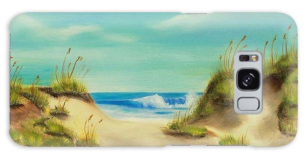 Perfect Beach Day Galaxy Case