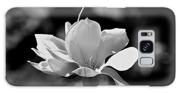 Perfect Bloom Magnolia In White Galaxy Case