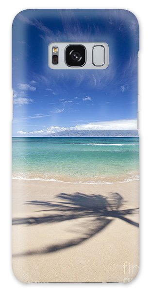 Perfect Day At Napili Galaxy Case