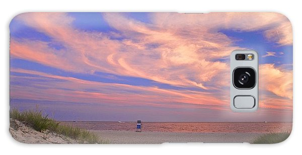 Perfect Ending To Summer On Cape Cod Galaxy Case