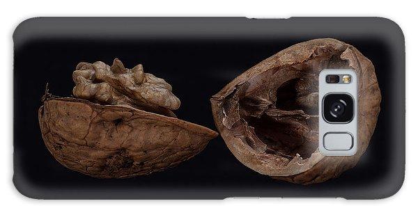 Perfect Walnut Galaxy Case by Len Romanick