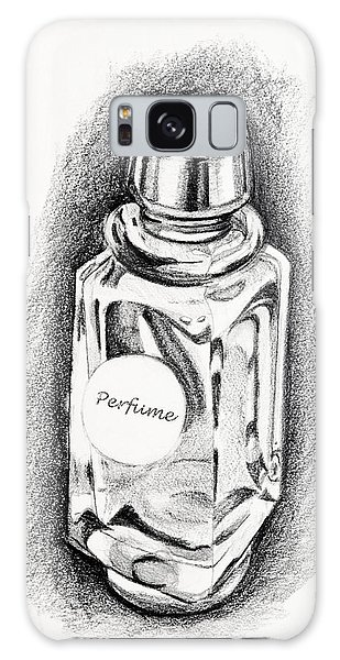 Perfume Bottle Galaxy Case