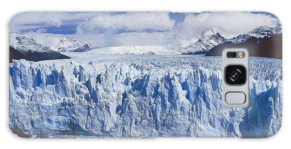 Perito Moreno Glacier Argentina Galaxy Case by Rudi Prott