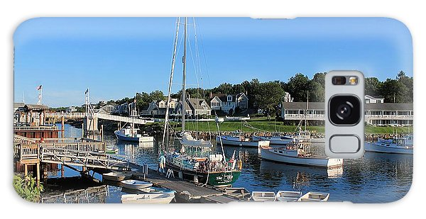 Perkins Cove Ogunquit Maine 2 Galaxy Case