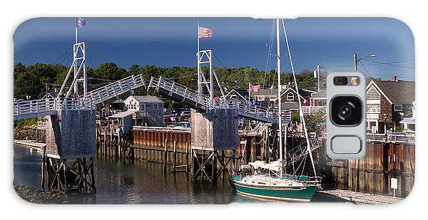 Perkins Cove Ogunquit Maine Galaxy Case