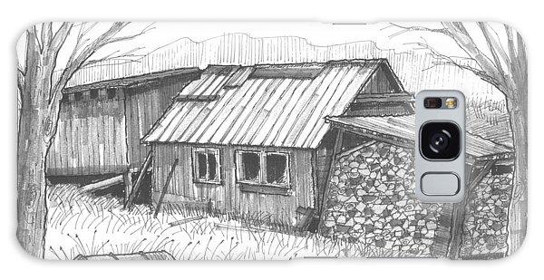 Perkins Maple Sugar House Galaxy Case