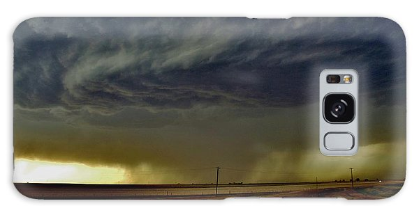 Perryton Supercell Galaxy Case by Ed Sweeney