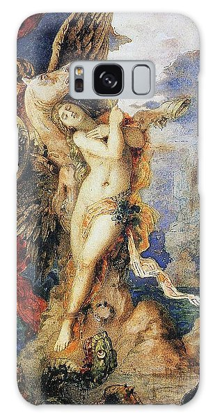 Perseus And Andromeda Galaxy Case by Gustave Moreau