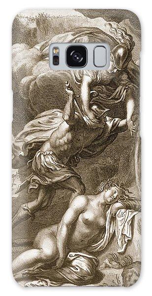Perseus Cuts Off Medusas Head, 1731 Galaxy Case
