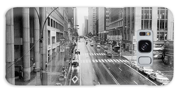 Pershing View 42nd Street Nyc Galaxy Case by Dave Beckerman