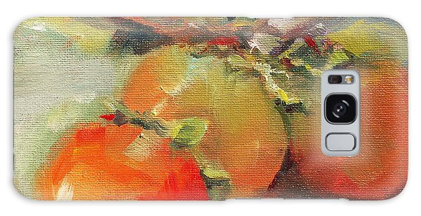 Persimmons Galaxy Case