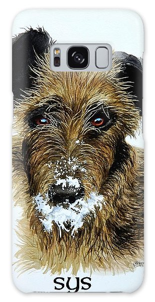 Pet Portraits Now Available Galaxy Case