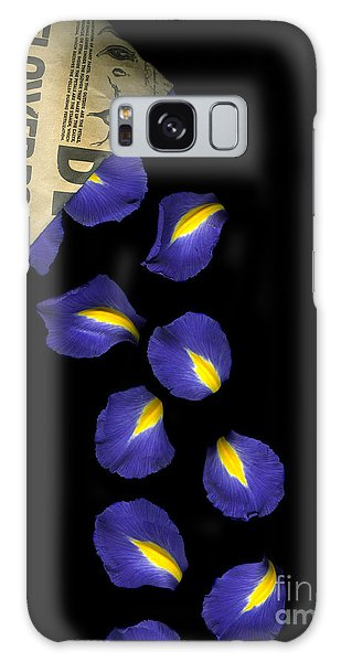 Petal Chips Galaxy Case