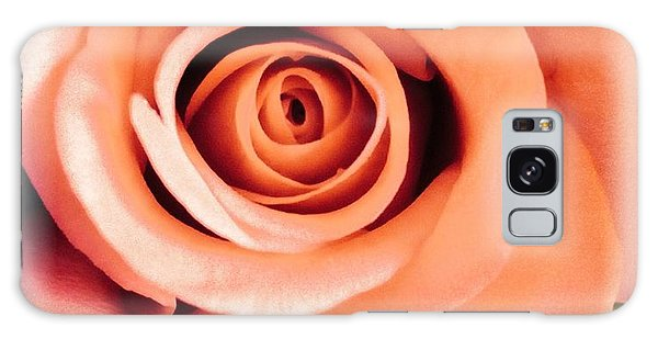 Petals Of Peach Galaxy Case