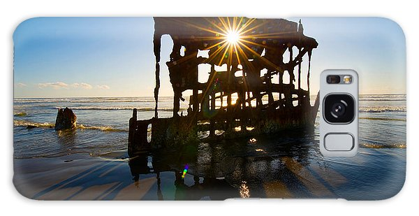Peter Iredale Galaxy Case - Peter Iredale Shipwreck, Fort Stevens by Panoramic Images