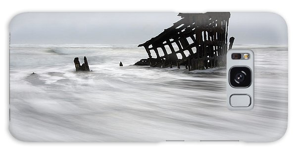 Peter Iredale Galaxy Case - Peter Iredale Shipwreck Oregon 2 by Bob Christopher