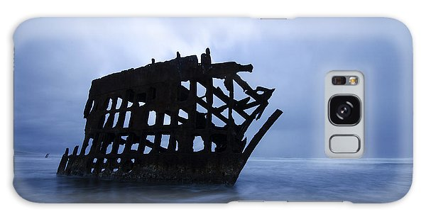 Peter Iredale Galaxy Case - Peter Iredale Shipwreck Oregon 3 by Bob Christopher