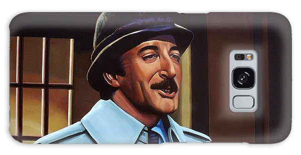 Realistic Galaxy Case - Peter Sellers As Inspector Clouseau  by Paul Meijering
