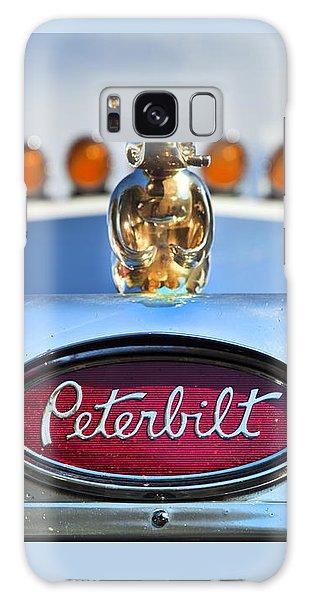 Peterbilt 2 Galaxy Case by Theresa Tahara