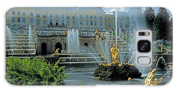 Peterhof Palace Galaxy Case by Dennis Cox WorldViews