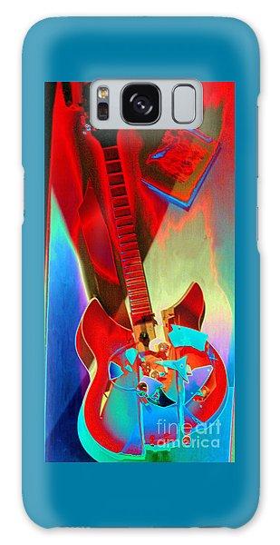 Pete's Guitar Galaxy Case