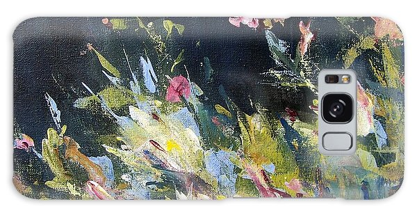 Petite Bouquet Galaxy Case by Mary Lynne Powers