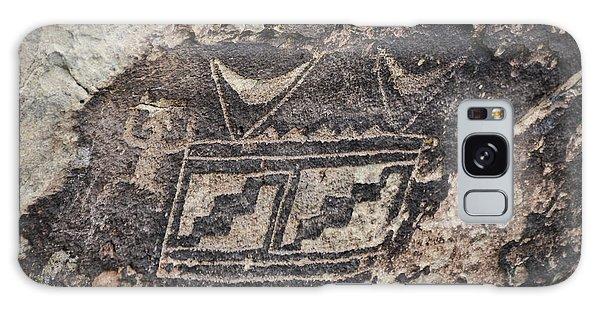 Petroglyph Design Galaxy Case by Cheryl McClure