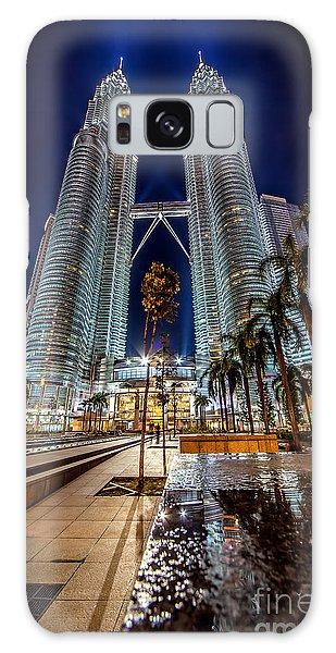 Petronas Twin Towers Galaxy Case