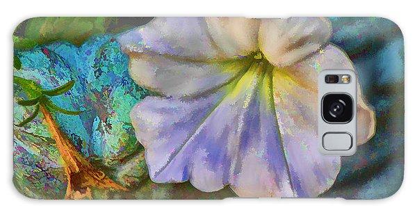 Petunia  Galaxy Case